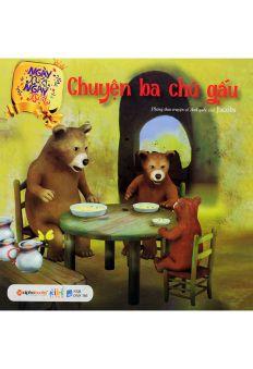 Ngày xửa, ngày xưa - Chuyện ba chú gấu