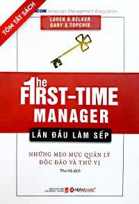 Lần đầu làm sếp