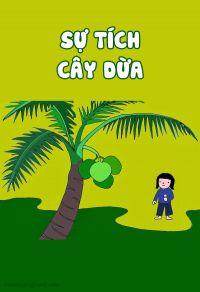 Sự tích về các loài cây: Sự tích cây dừa