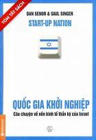 [Tóm tắt sách] - Quốc gia khởi nghiệp