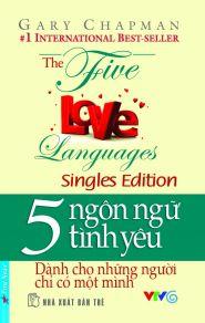 5 ngôn ngữ tình yêu dành cho những người chỉ có một mình