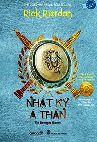 Percy Jackson (Tap 3_5): Nhat ky a than