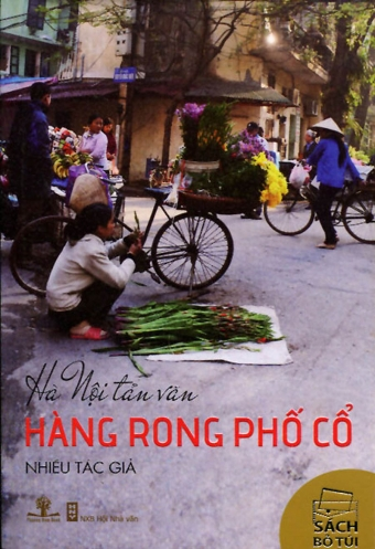 Ha Noi tan van - Hang rong pho co