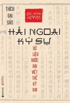 Góc nhìn sử Việt - Hải ngoại ký sự