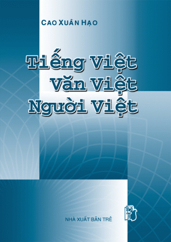 Tieng Viet, van Viet, nguoi Viet