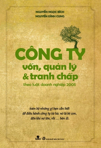 Cong ty von, quan ly _ tranh chap theo luat doanh nghiep 2005