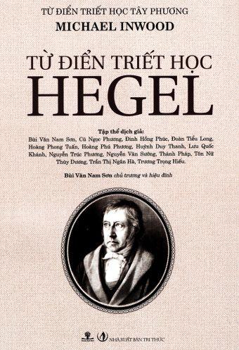 Tu dien triet hoc Hegel