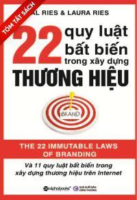 [Tóm tắt sách] - 22 Quy luật bất biến trong xây dựng thương hiệu