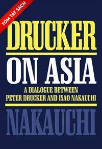 [Tóm tắt sách] - Drucker nói về châu Á
