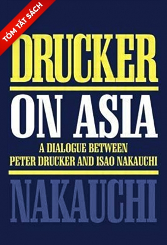 [Tom tat sach] - Drucker noi ve chau A