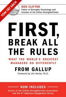 [Tóm tắt sách] - Trước tiên, hãy phá vỡ các nguyên tắc
