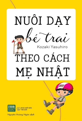 Nuoi day be trai theo cach me Nhat