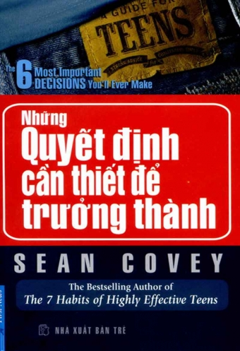 Nhung quyet dinh can thiet de truong thanh