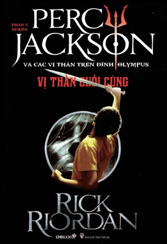 Percy Jackson (Tap 5): Vi than cuoi cung