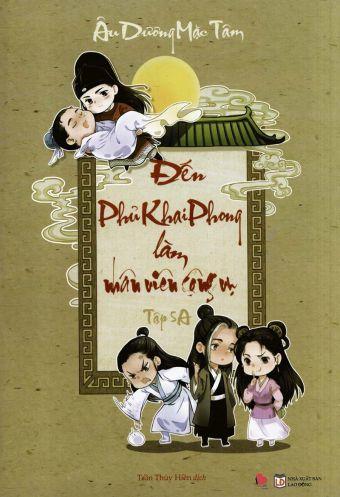 Den phu Khai Phong lam nhan vien cong vu - Tap 5A