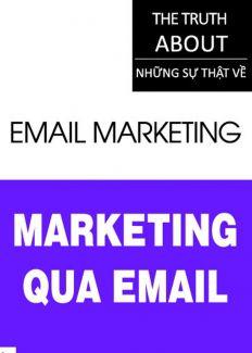 Những sự thật - Marketing qua email