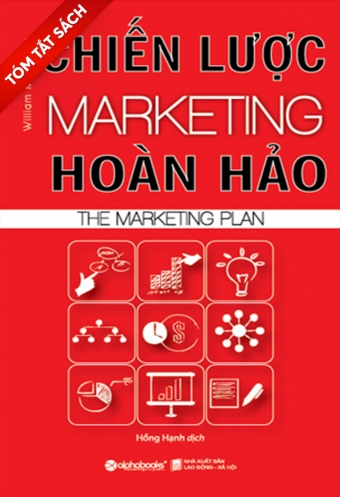 [Tom tat sach] Chien luoc marketing hoan hao