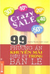 99 phương án khuyến mãi diệu kỳ trong bán lẻ