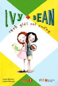 Ivy + Bean - Rạch giời rơi xuống (Tập 1)