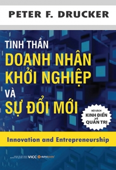Tinh thần doanh nhân khởi nghiệp và sự đổi mới