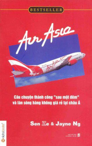 Air Asia - cau chuyen thanh cong