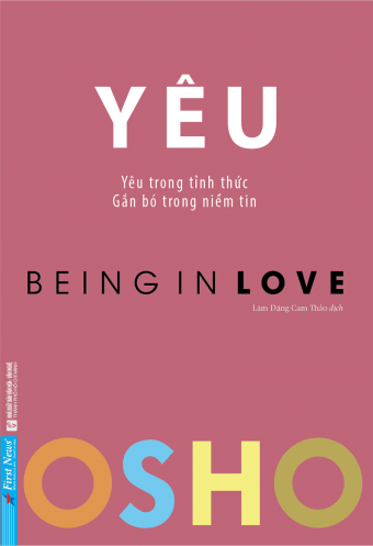 Osho - Yeu - Being In Love