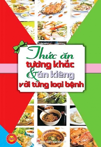 Thuc an tuong khac voi tung loai benh