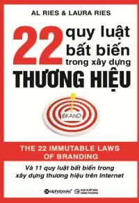 22 quy luật bất biến trong xây dựng thương hiệu