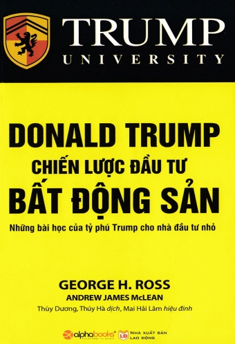 Donald Trump chien luoc dau tu bat dong san