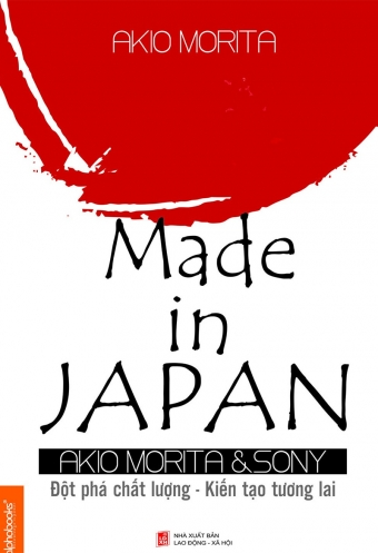 Made in Japan: Che tao tai Nhat Ban