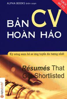 Bản CV hoàn hảo