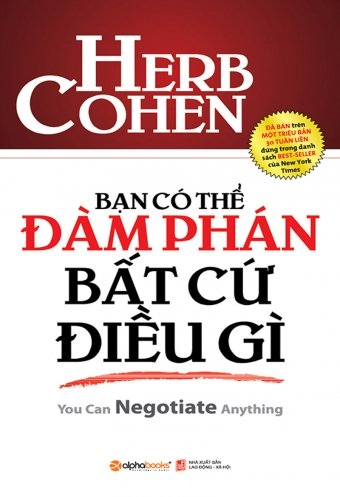 Ban co the dam phan bat cu dieu gi