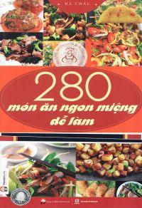 280 món ăn ngon miệng dễ làm