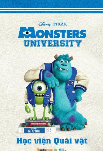 Monsters university - Hoc vien quai vat