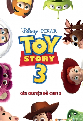Toy story 3: Cau chuyen do choi 3