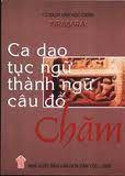 Van hoc dan gian cham: Ca dao - Dong dao - Tuc ngu - Cau do…