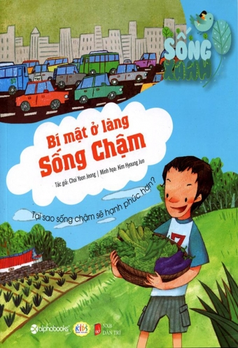 Song xanh - Bi mat o lang song cham