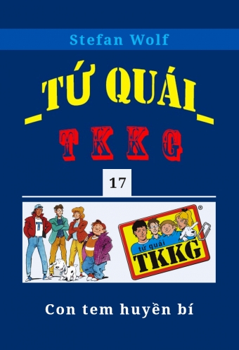 Tu quai TKKG - Tap 17 - Con tem huyen bi