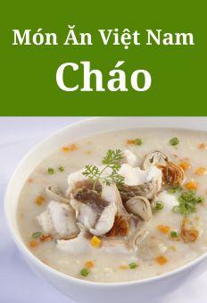Món ăn Việt Nam: Các món cháo