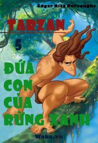 Tarzan - Đứa con của rừng xanh - Phần 5