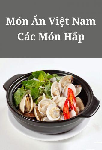 Mon an Viet Nam: Cac mon hap