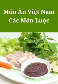 Món ăn Việt Nam: Các món luộc