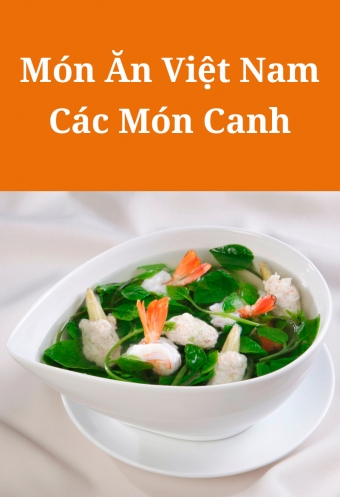 Mon an Viet Nam: Cac mon canh