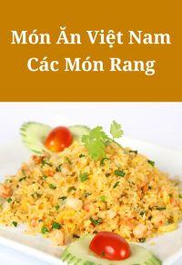 Món ăn Việt Nam: Các món rang