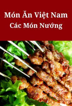 Món ăn Việt Nam: Các món nướng