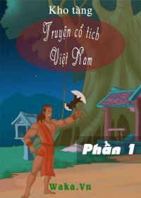 Kho tàng truyện cổ tích Việt Nam - Phần 1