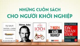 9 Cuốn Sách Phải Đọc Dành Cho Người Khởi Nghiệp