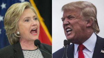 Donald Trump - Hillary Clinton: Con đường chạy đua vào Nhà Trắng