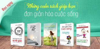 Những cuốn sách giúp bạn đơn giản hóa cuộc sống
