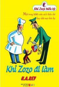 Khỉ Zozo đi làm